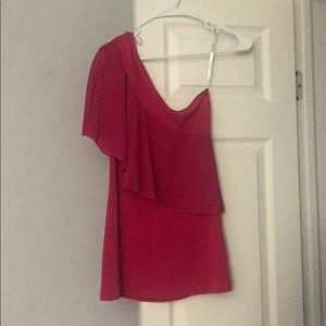 One Shoulder Top (Brand New)